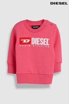 Bluză de trening cu logo Diesel® Babywear