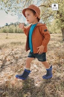 防雨厚夾克 (3個月至7歲)