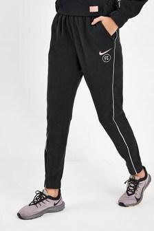 Nike FC Black/Rose Gold Joggers