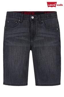 Levi's® Black Slim Fit Performance Shorts
