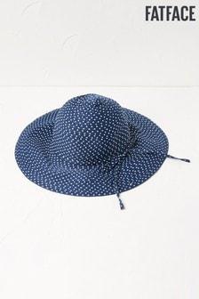 FatFace Spot Ribbon Hat