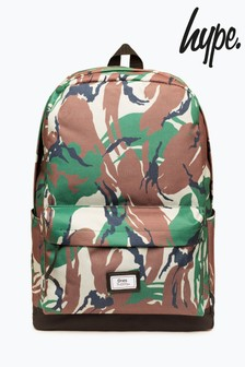 Hype. 1 Supply Camo Backpack