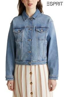 בלייזר ג'ינס כחול של Esprit