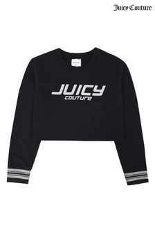 Juicy Couture Metallic Rib Sweatshirt