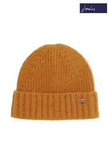 Joules Brown Bamburgh Hat