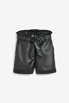 PU Shorts (3-16yrs)