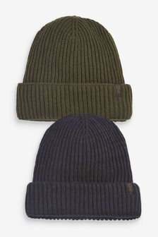 Beanie Hats Two Pack