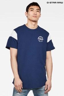 G-Star Sport Panel Originals Logo T-Shirt