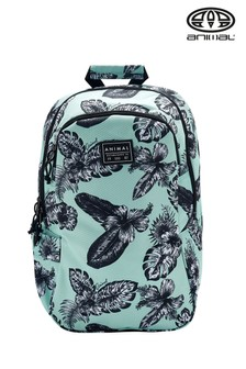 Animal Green Bright Backpack