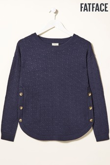 FatFace Emmy Stitch Jumper