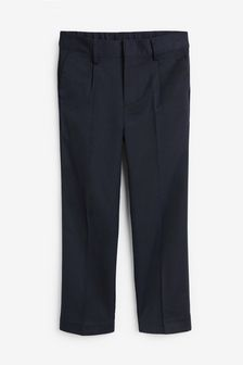 Pleat Front Trousers (3-17yrs)