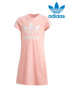 adidas Originals Pink Skater Dress