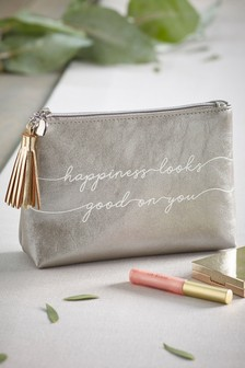 Tassel Make Up Bag