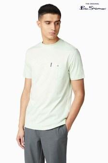 Ben Sherman® Green Signature Pocket T-Shirt