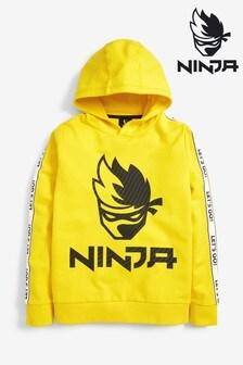 Ninja-Hoodie (8-16yrs)