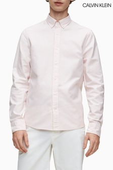 Calvin Klein Slim Fit Stretch Oxford Shirt