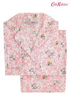 Cath Kidston® Snoopy Long Pyjama Set