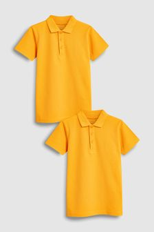 Cotton Polo Shirts (3-16yrs)