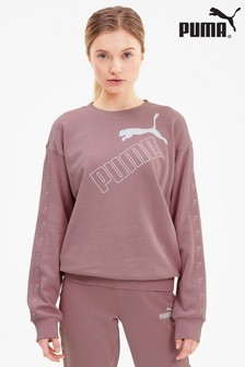 Puma® Amplified sweater met ronde hals