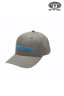 Animal Grey Fly-By Cap