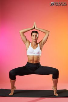 Shock Absorber White Active Support Bra