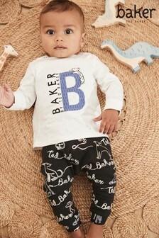 Baker by Ted Baker T-Shirt and Leggings Set