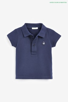 Benetton Navy Polo