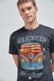 Panel licencia de Volkswagen