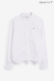 GANT Teen Girl's Poplin Shirt