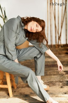 Thought Green Cora Boilersuit (944300)   $137