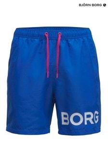 Bjorn Borg ブルー Sheldon ショートパンツ