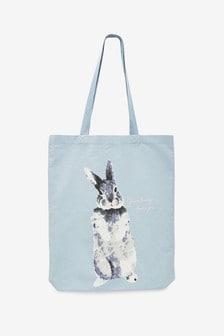 Easter Bunny Slogan Bag For Life