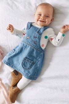 背心裙和連身衣組 (0個月至2歲)