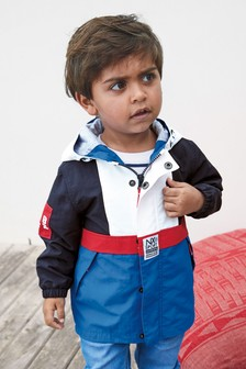 Nautical Anorak (3mths-7yrs)