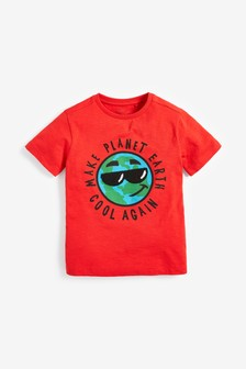 Cool Planet T-Shirt (3-16yrs)