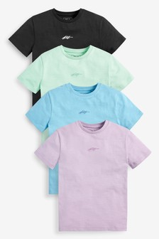 Pastelové tričká, ks (3 – 16 rok.)