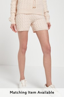 Cable Co-Ord Shorts