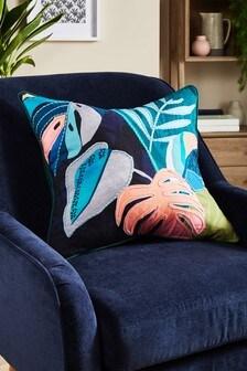 Stylised Nature Cushion