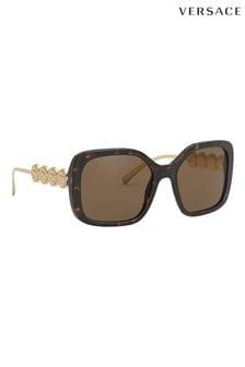 Okulary przeciwsłoneczne Versace Havana