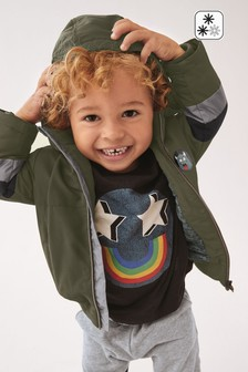 Wadded Bomber Jacket (3mths-7yrs)