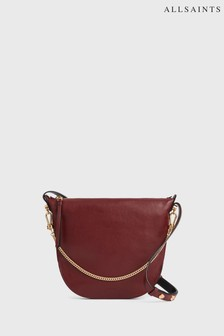 AllSaints Black Blake Shoulder Bag