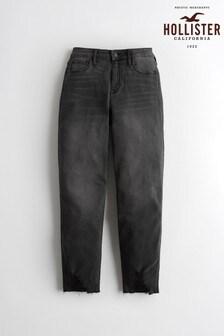 Hollister Black Mom Jeans