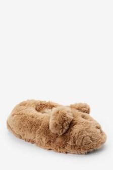 Papuci model ursuleț Bonnie