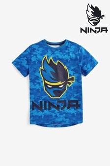 Tricou cu imprimeu Ninja (8-16ani)