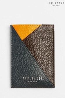 Ted Baker Rokpol Colour Block Leather Cardholder
