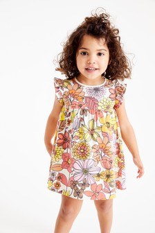 Jersey-Kleid (3Monate bis 8Jahre)