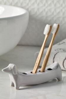 Sausage Dog Toothbrush Holder