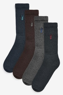 Heavyweight Socks Four Pack
