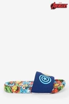 Тапочки с эмблемами «Мстители» Marvel® (Подростки)