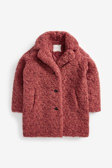 Куртка с подкладкой «под овчину» (3-16 лет)